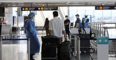 Cyprus makes face mask mandatory, boosts COVID-19 testing at airports