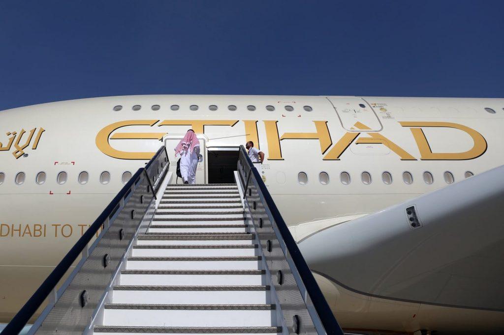 Etihad Airways: início forte em 2020, apesar de COVID-19