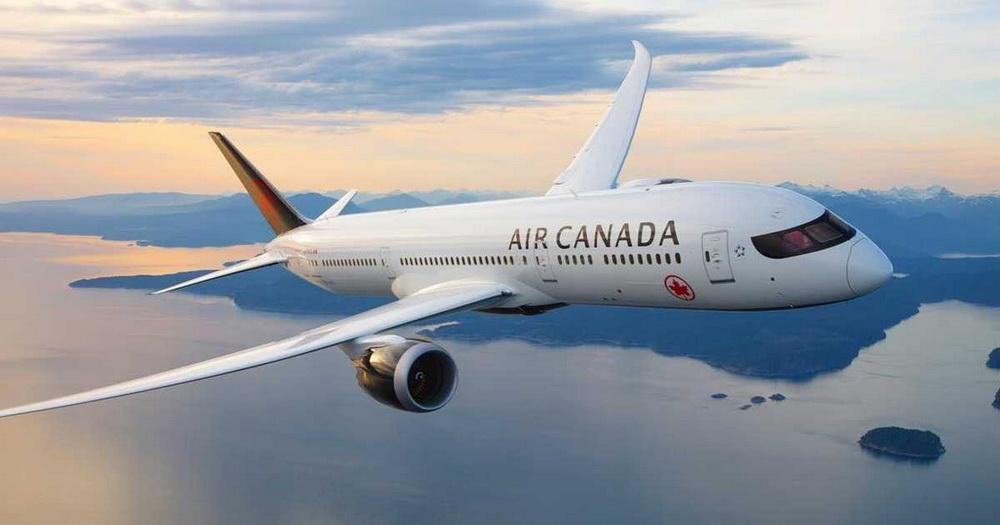 Air Canada nerusake layanan sing dijadwalake menyang Grenada