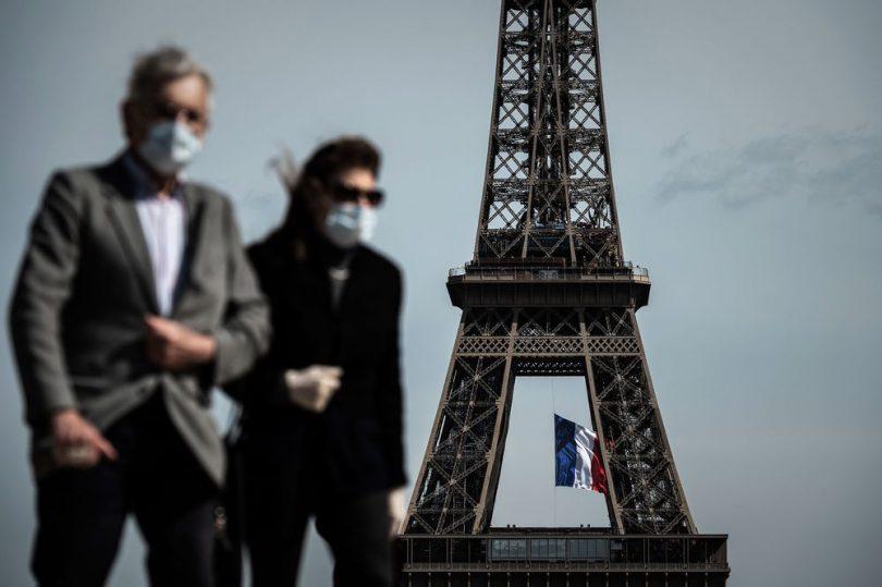 استفاده از ماسک در فضای باز ممکن است در پاریس اجباری شود