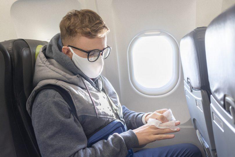 Alaska Airlines: Žádná maska? Žádné cestování. Žádné vyjímky!