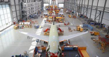 エアバス:302年のこれまでのところ2020機の純航空機注文