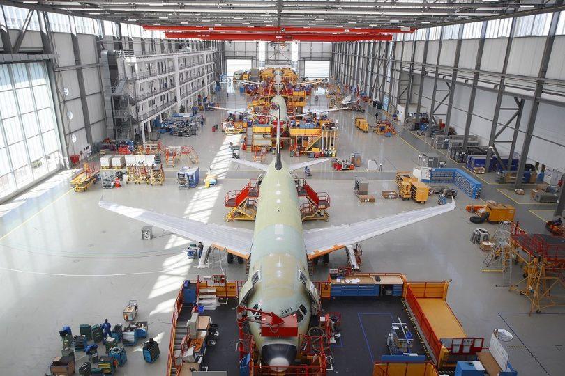 ایرباس: 302 سفارش خالص هواپیما در سال 2020 تاکنون