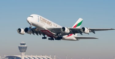 Dubai to Toronto again on Emirates A380