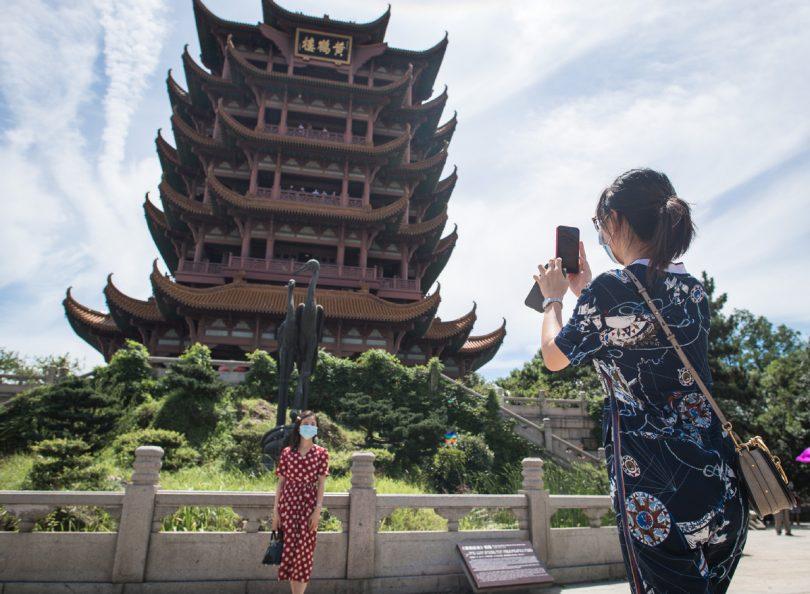 جاذبه های بازدید کننده از هوبئی اکنون برای گردشگران داخلی رایگان است