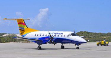 باربادوس از InterCaribbean Airways استقبال می کند