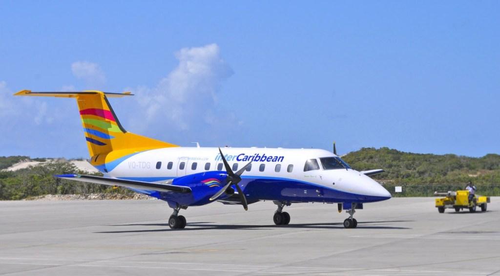 バルバドスはインターカリビアンエアウェイズを歓迎します