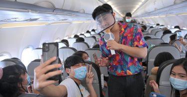 Thai Vietjet startet seinen 10. Inlandsdienst in Thailand