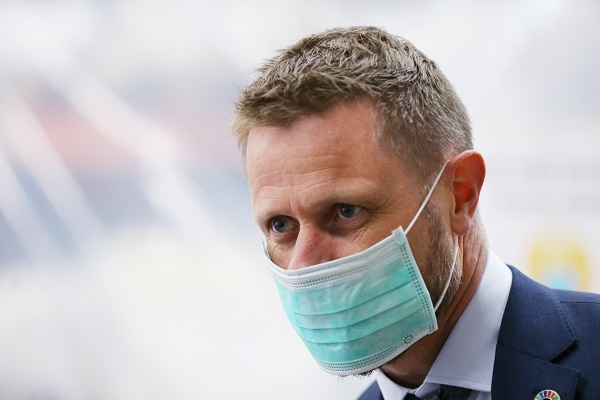 Norveška poziva građane da izbjegavaju inozemna ministra zdravlja Benta Høiea