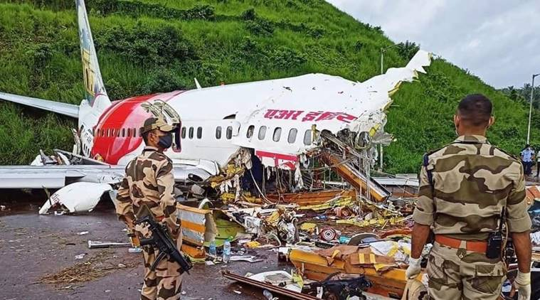 Black boxes from crashed Air India Express jet found