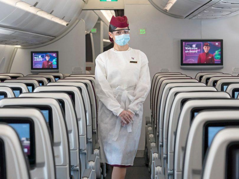 هواپیمایی قطر: