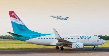 Bidh Luxair a 'cur tursan-adhair Lucsamburg air bhog bho Phort-adhair Budapest
