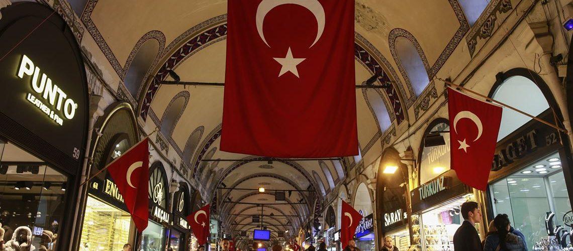 O turismo da Turquia está passando por momentos difíceis