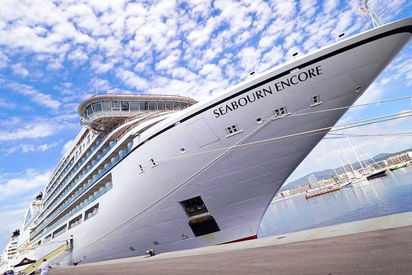 Praesent Seabourn denuntiat quadridui nave cancellations