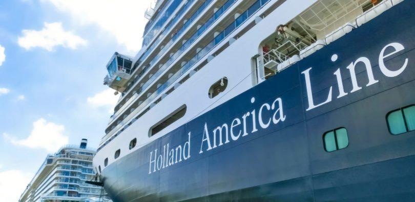 Holland America Line مکث عملیات کروز را تا 15 دسامبر ادامه می دهد