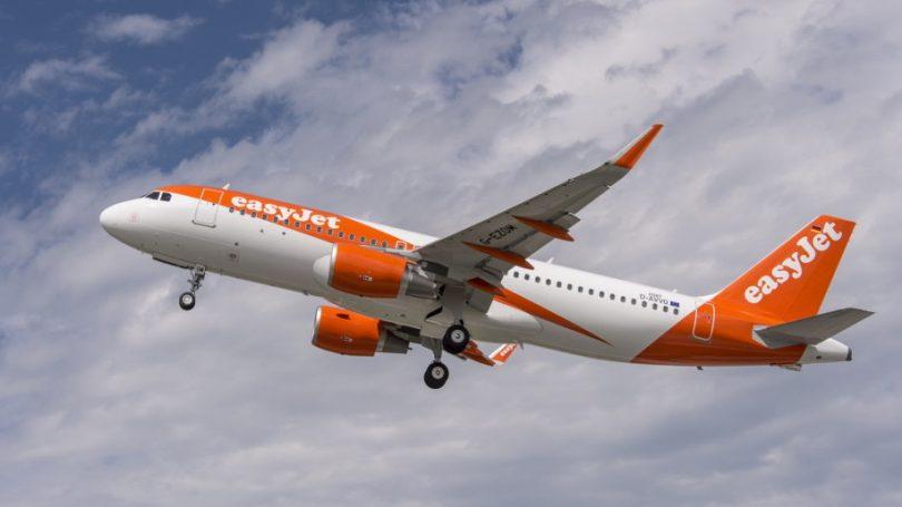 EasyJet britânica lançará voos para a Ucrânia