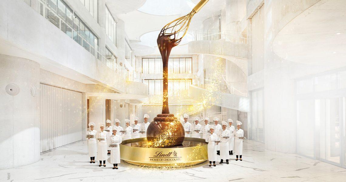 ज्यूरिख में एक बाल्टी सूची चॉकलेट गंतव्य खुलती है