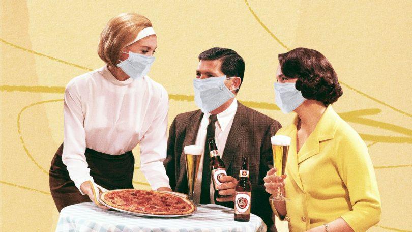 نظرسنجی رستوران: مصرف کنندگان مشتاق به صرف ناهار خوری
