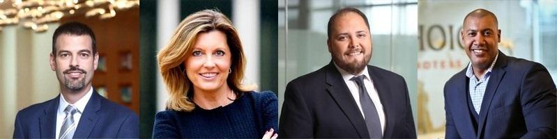 هتل های Choice موقعیت های جدید ارشد رهبری را اعلام می کنند