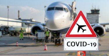 ایالتهایی که خدمات هوایی دارند و بیشترین آسیب را از COVID-19 به سفر می برند