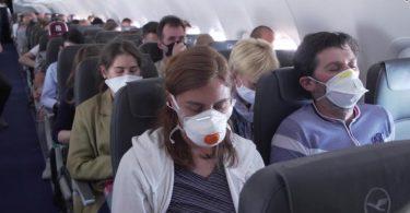 Flyers rettighedsgruppe arkiverer lovgivning om andragende til maskeregel på fly