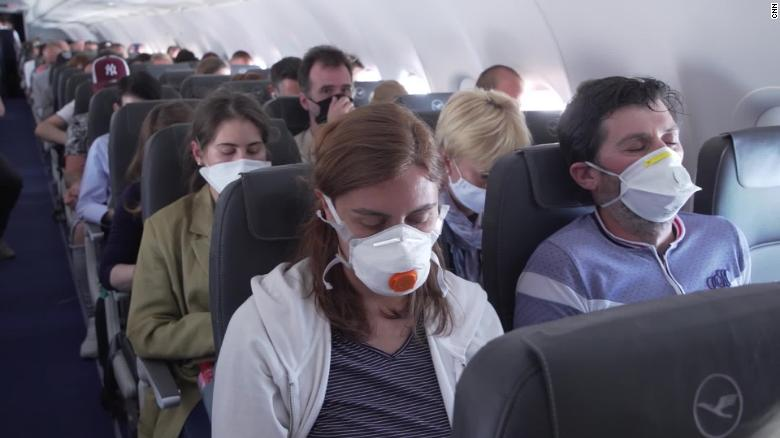 Flyers rights group files rulemaking petition for mask rule on planes