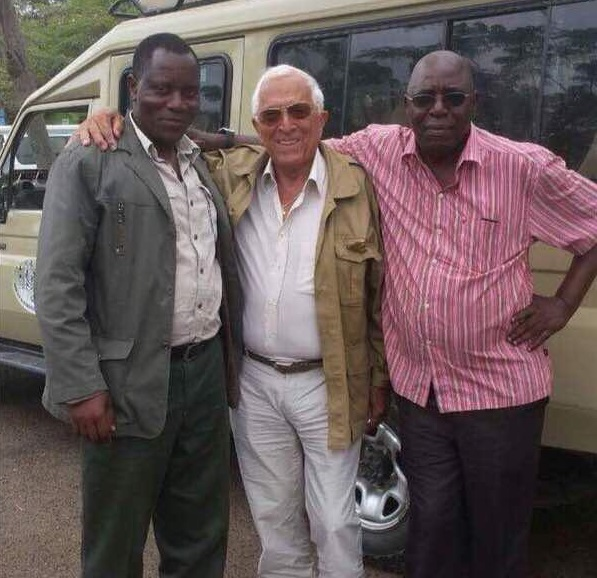 Renowned conservationist and a man behind Tanzania-France ties dies at 94