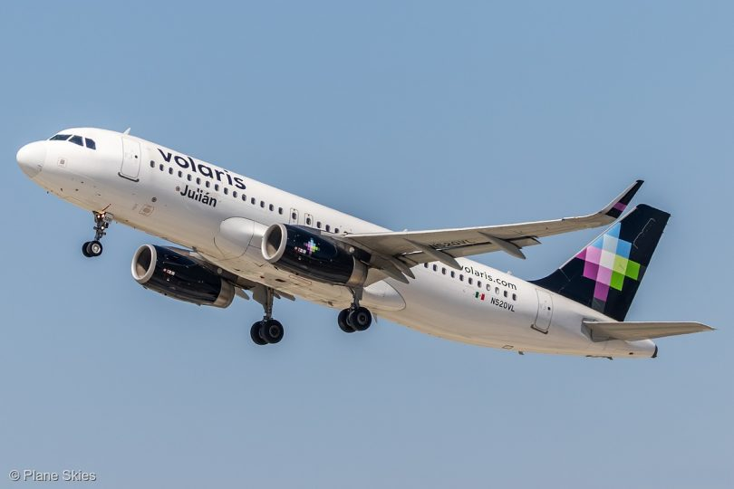 Volaris launches new nonstop service from San Jose to Mexico City