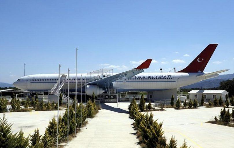 Airbus wurde zum größten Restaurant der Türkei umgebaut und für 1.44 Millionen US-Dollar zum Verkauf angeboten