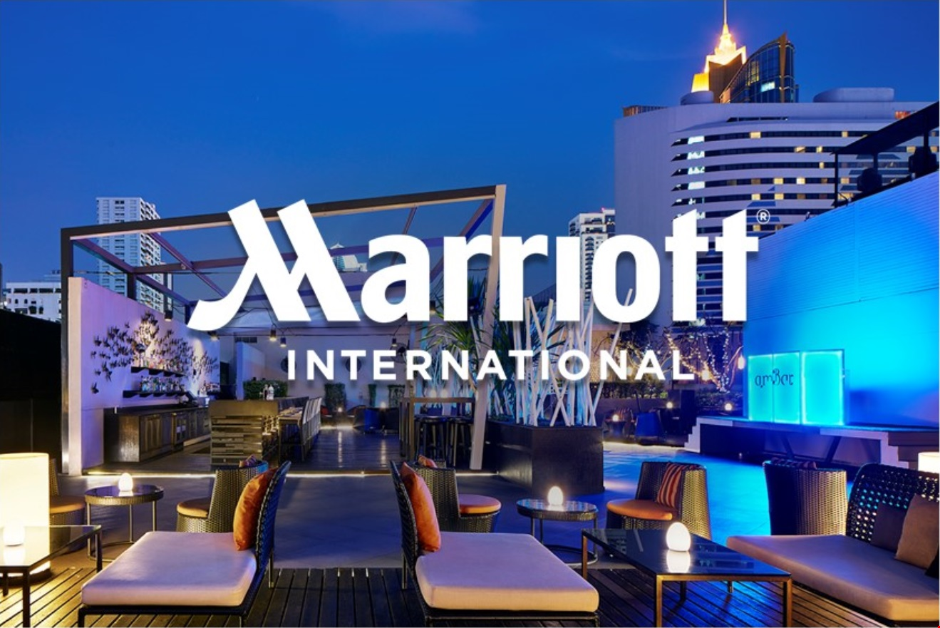 Staying at a Marriott for good