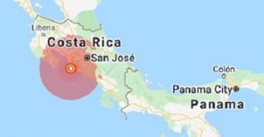भूकंप की चट्टानें कोस्टा रिका की राजधानी है