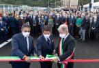 纪念失去生命的新热那亚大桥开幕
