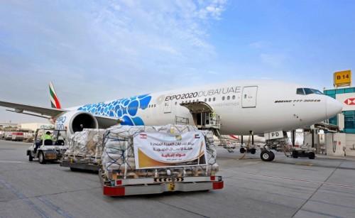 Emirates se staví k Libanonu: zahájeno Cargo Airbridge