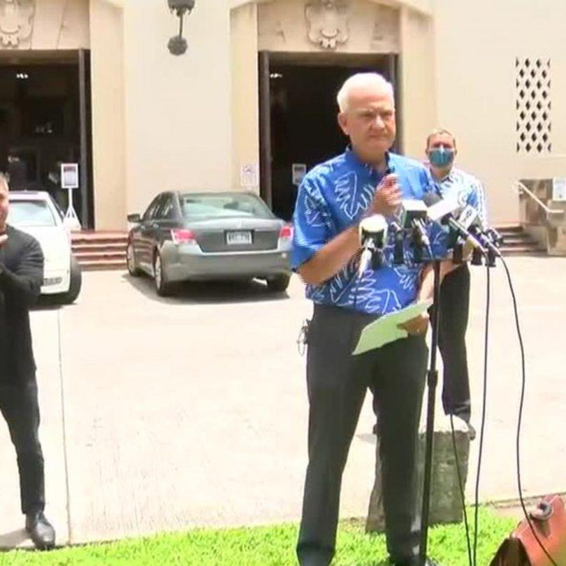 Nosotros, la gente, debemos trabajar juntos para evitar que Honolulu se convierta en otra Nueva York en casos de COVID