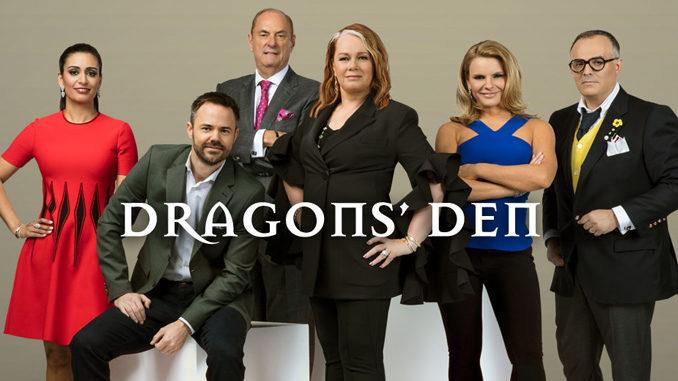fat burner dragons den