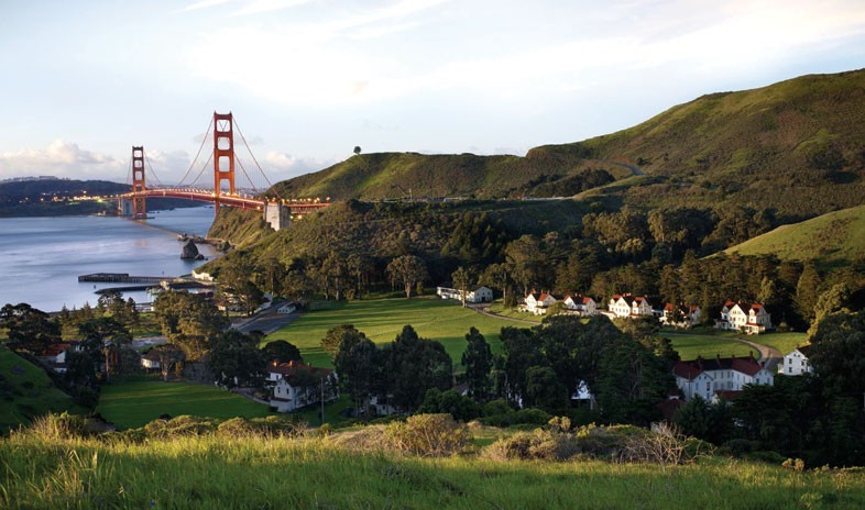 Cavallo Point: The Lodge at the Golden Gate