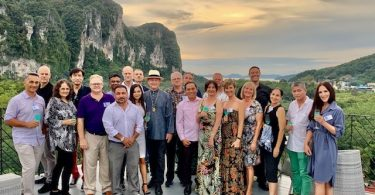 SKÅL MeetingsInternational Tailandia se reúne en persona