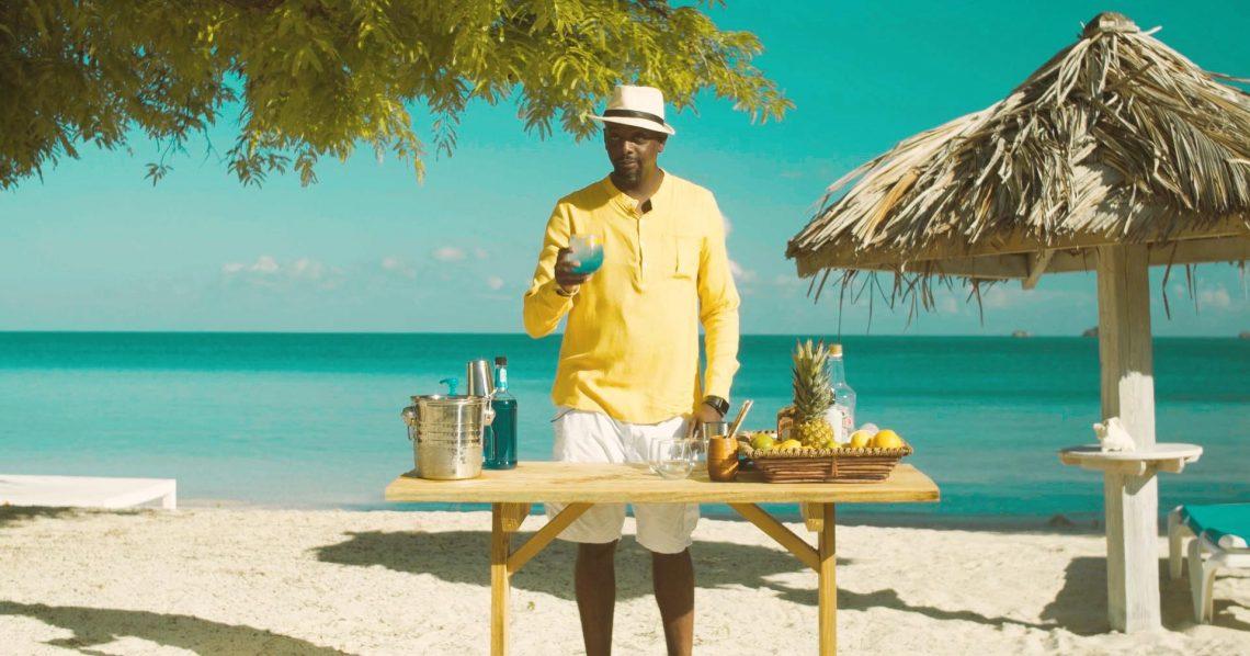 """Antigua ja Barbuda inspiroivat matkailijoita allekirjoituscocktaililla """"The Lift Off"""""""