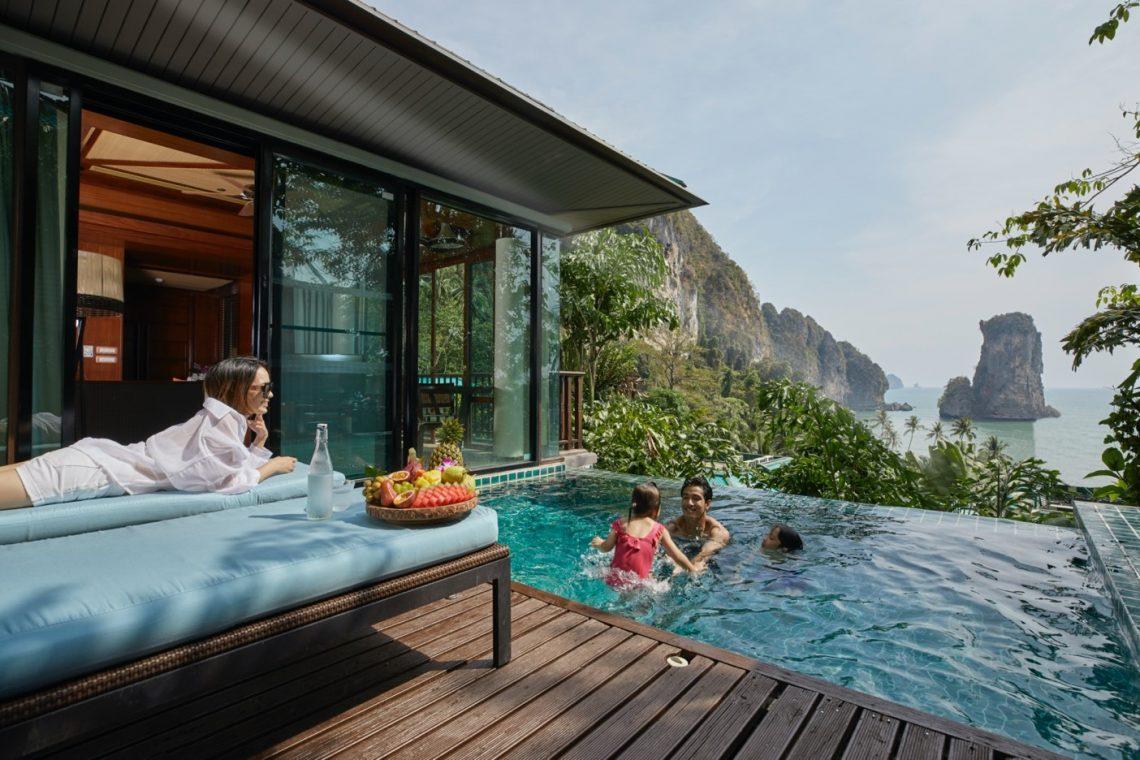 Fuja para sua própria villa particular com Centara Hotels & Resorts