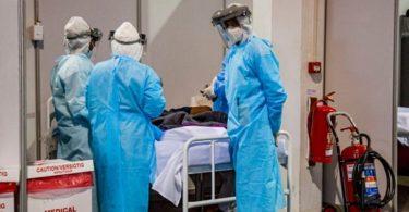 Einige Quarantäneeinrichtungen in Südafrika haben kein medizinisches Personal