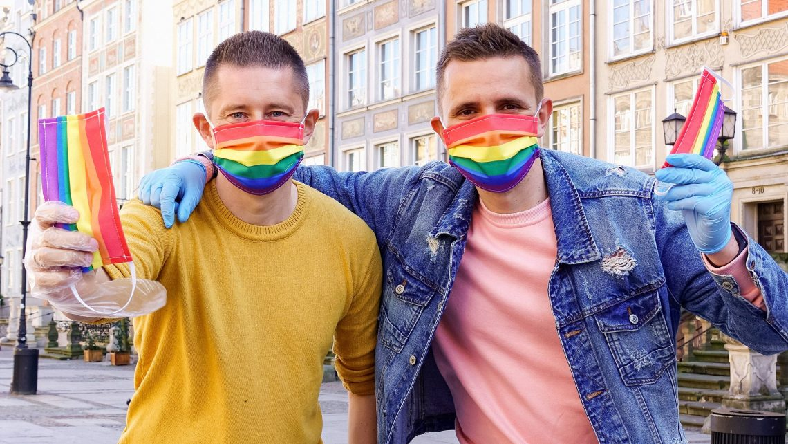 LGBTQ-minsken flechtsje út Poalen