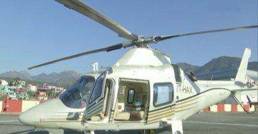 ヘリコプターはどのようにしてウッタラーカンド州の観光を後押しすることができますか?