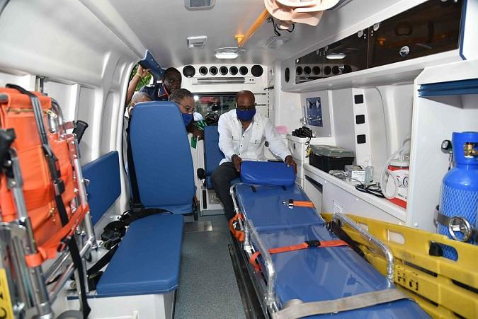 Poboljšava se zdravstvena sigurnost Jamajke