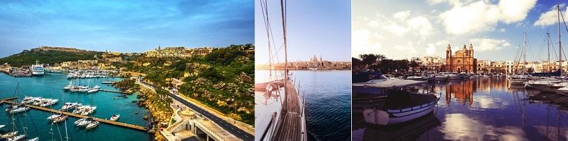 Ferkenne Malta mei priveejacht