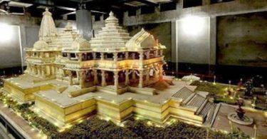 観光を後押しするために再建されたインドのモスクセット