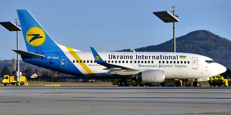 ウクライナ国際航空:トロント、ニューヨーク、デリーのリニューアル