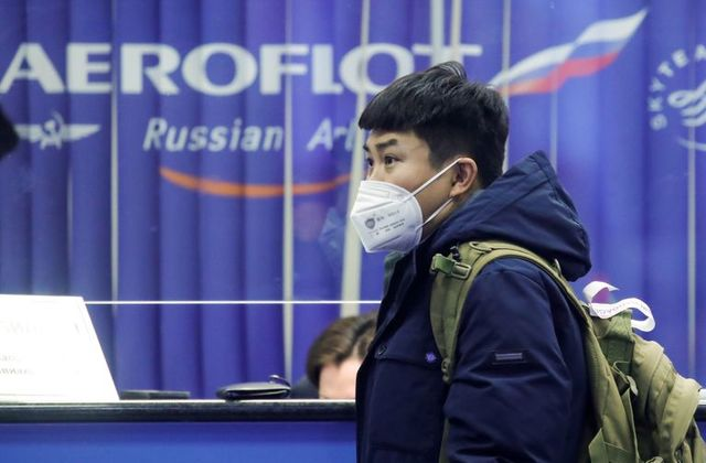 Russia's Aeroflot resumes flights to Moscow from 'several countries'