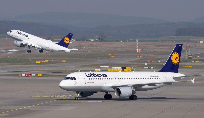 Lufthansa: 15 novos destinos de verão saindo de Frankfurt em 2021