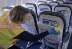 United Airlines adds antimicrobial spray to cabin-cleaning measures