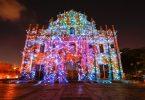 Macao Light Festival 2020 va continua în ciuda pandemiei COVID-19